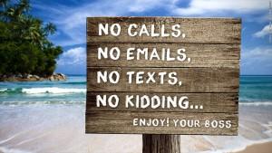 no calls no phones